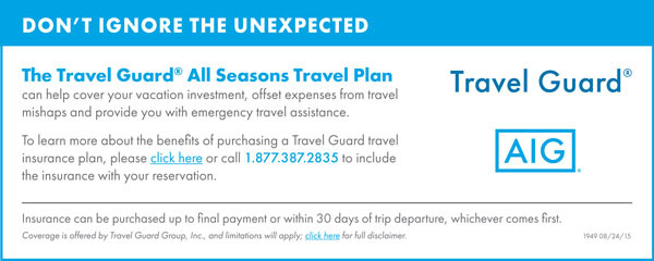 Learn More about Travel Guard Travel Insurance